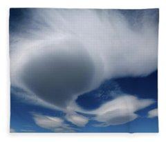 Amazing Cloudform Fleece Blanket