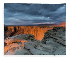 American Southwest Fleece Blanket