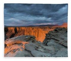 American Southwest Fleece Blanket