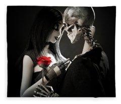 Ancient Love Fleece Blanket