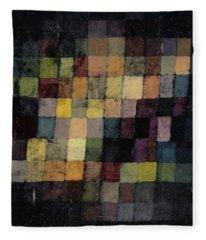 Ancient Sound Fleece Blanket
