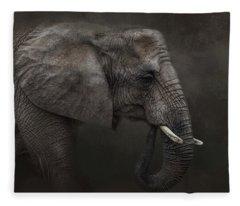Ancient Wisdom Fleece Blanket