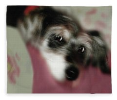 And This Is Sparky 8 Fleece Blanket
