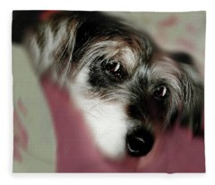 And This Is Sparky 7 Fleece Blanket
