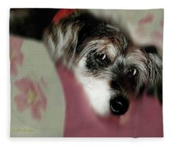 And This Is Sparky6 Fleece Blanket