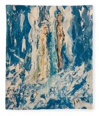 Angelic Angels Fleece Blanket