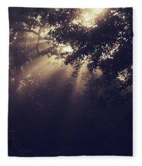 Angels Called Home Fleece Blanket