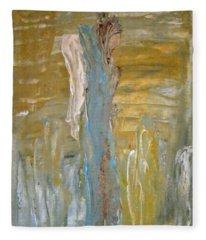 Angels In Prayer Fleece Blanket