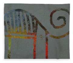 Animal Fleece Blanket
