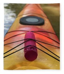 Another Bottle On A Boat Fleece Blanket