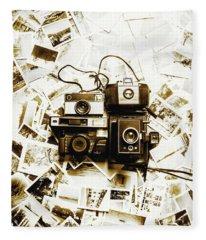 Heritage Photographs Fleece Blankets