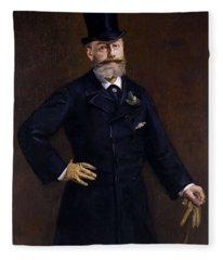 Antonin Proust  Fleece Blanket
