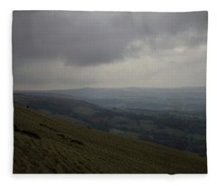 Coming Storm2 Fleece Blanket