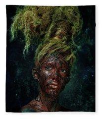 Arbor Mundi Fleece Blanket