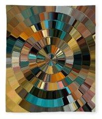Arizona Prism Fleece Blanket