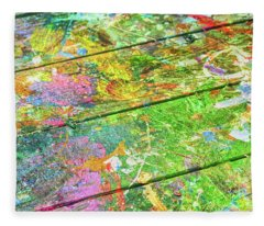 Art Space Fleece Blanket