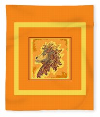 Lion King Fleece Blanket