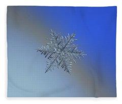 Snowflake 2016-01-21 - 1 Fleece Blanket