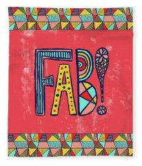 Fab Fleece Blanket