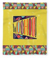 Woohoo Fleece Blanket