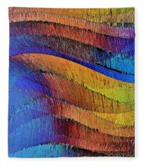 Ascendance Fleece Blanket