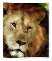 Aslan Fleece Blanket