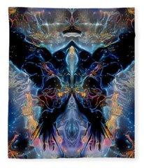 Astral  Fleece Blanket