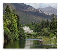 Ballynahinch Castel Fleece Blanket
