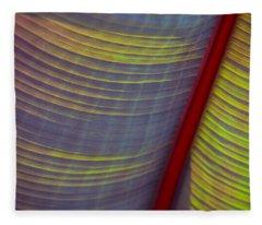 Banana Leaf 8597 Fleece Blanket