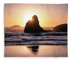 Bandon Light Fleece Blanket