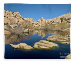 Barker Dam Fleece Blanket