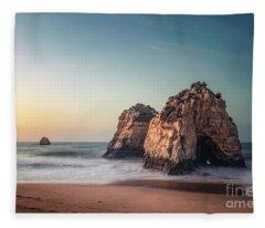 Bathed In Sunlight Fleece Blanket