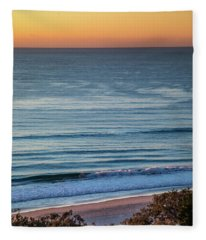Beach Moods Fleece Blanket