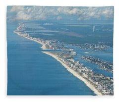 Beachmiles-5137-tm Fleece Blanket