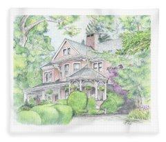 Beaufort House Fleece Blanket