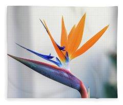 Beauty In Paradise Fleece Blanket