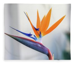 Beauty In Paradise Fleece Blanket