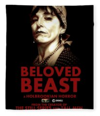 Beloved Beast Iva Treadwell Fleece Blanket