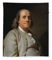 Ben Franklin Fleece Blankets
