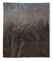 Big Buck Fleece Blanket
