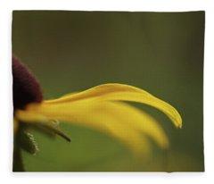 Black Eye Fleece Blanket