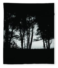 Black Forest Fleece Blanket