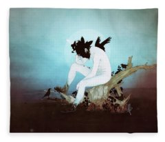 Black Lake Fleece Blanket