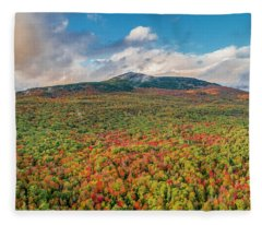 Blanketed In Color Fleece Blanket