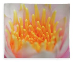 Blooming Virgins Fleece Blanket