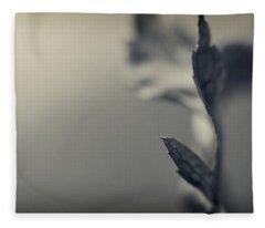 Blurred Lines Fleece Blanket