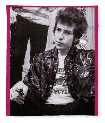 Bob Dylan - Highway 61 Revisited Fleece Blanket