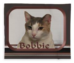 Bobbie Fleece Blanket
