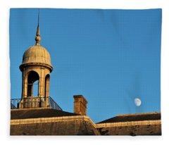 Bordeaux France 1 Fleece Blanket