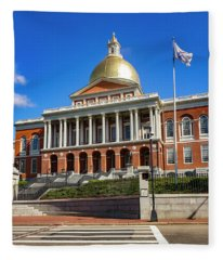 Boston Series 4944 Fleece Blanket